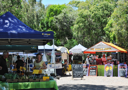 Noosa Farmers Market, a Sunday morning ritual | noosafoodie.com.au