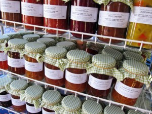 Locally Made Jams & Preserves