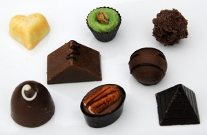 Chocolates from Cocoa Chocolat