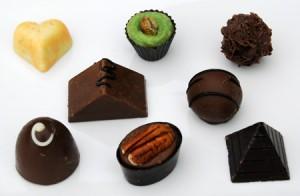Chocolates from Cocoa Chocolat