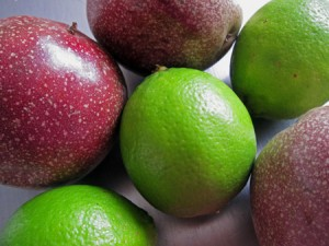 Passionfruit & Limes