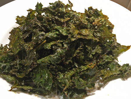 Kale Chips am sm